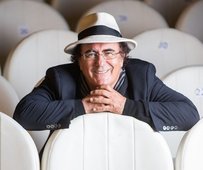 AL BANO CHANTEUR ITALIEN  ET ROMINA POWER
