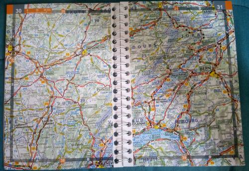 A la découverte des routes de France