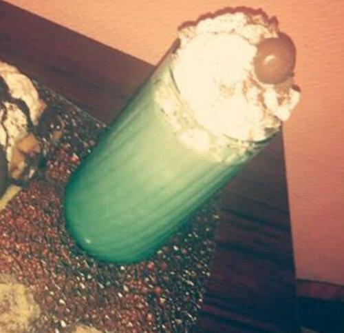 Milkshake Maltesers