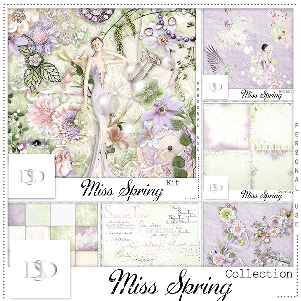Miss Spring Collection