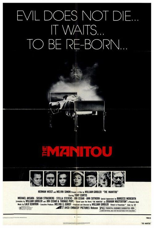 LES FILMS D' HORREUR ET D' EPOUVANTE - BOX OFFICE 1979
