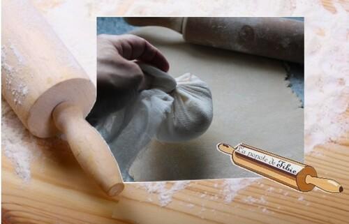 Pâtes a tarte   (astuces ) )