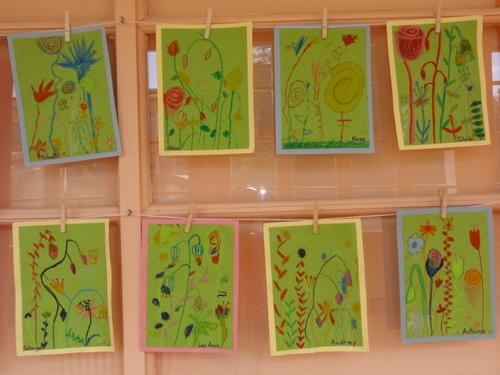 Les dessins d'Elsa Fouquier nous inspirent !!