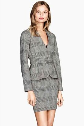 Tweed-shopping: H&M
