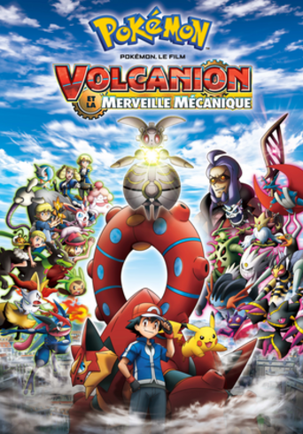 Pokémon Film 19 : Volcanion et la merveille méchanique