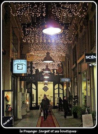 - Le passage Sarget à Bordeaux