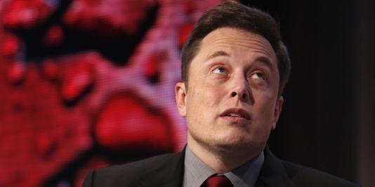 Le patron de SpaceX, Elon Musk, le 13 janvier à Détroit.