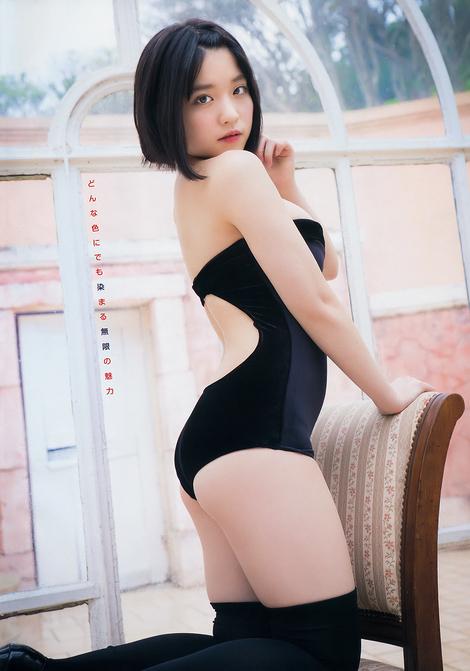 Magazine : ( [Young Animal] - 2018 / N°14 - Nagi Nemoto & Yuno Mizusawa Staring )