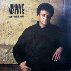 Johnny Mathis - Right From The Heart - Complete LP