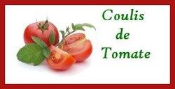 Conserve Coulis De Tomate Maison
