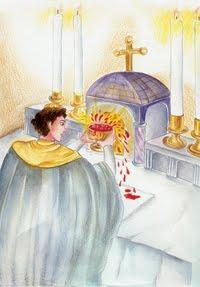 Miracle Eucharistique Autriche Fiecht 1310