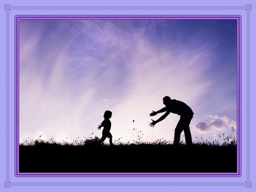 Le pardon et l'amour d'un père