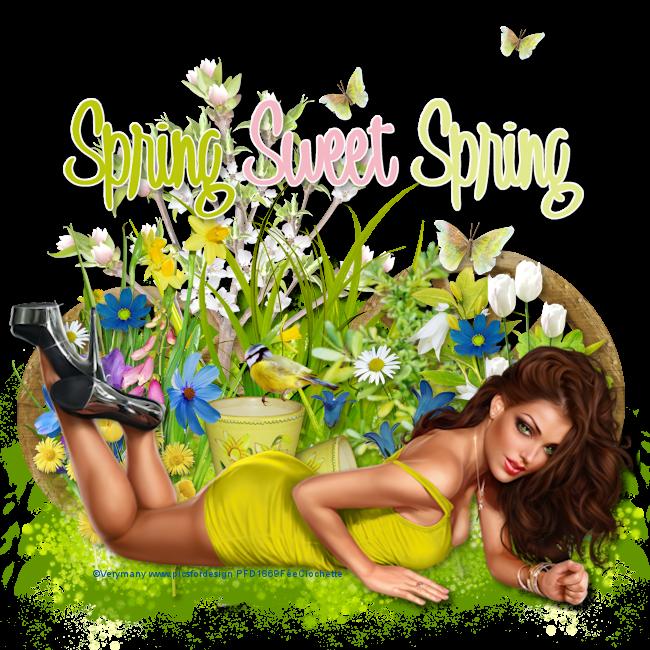 C'est le printemps !!
