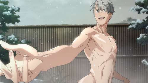 Yuri on ICE - Avis de yaoiste