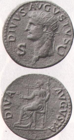 Diva Drusilla, Diva Augusta, Divus Claudius: les critères de divinisation à Rome après la mort d'Auguste