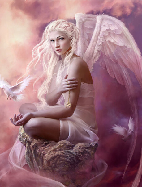 les neuf ordres angéliques