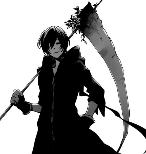 Image de anime, black and white, and manga