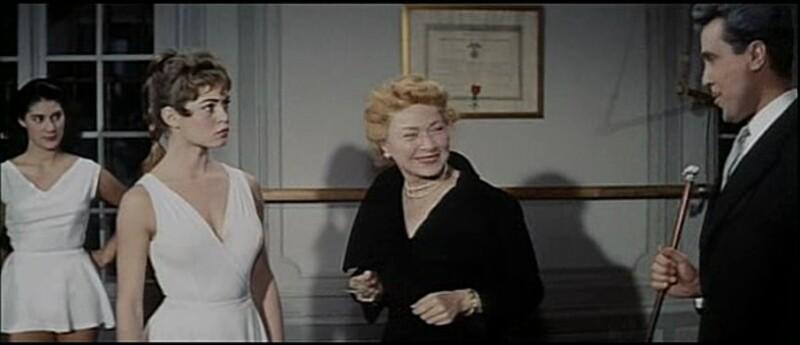 BRIGITTE BARDOT - CETTE SACREE GAMINE  -1956