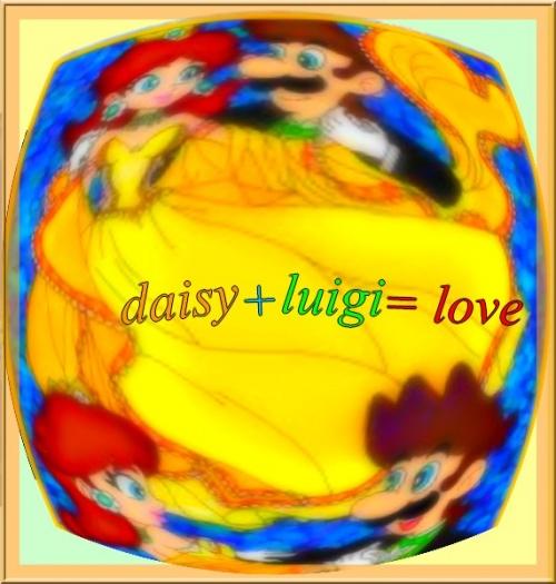 daisy et luigi