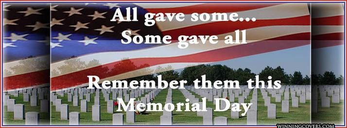 Memorial  day ..