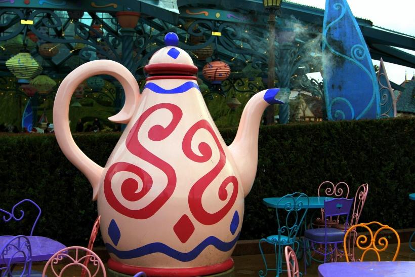 Service à thé.....