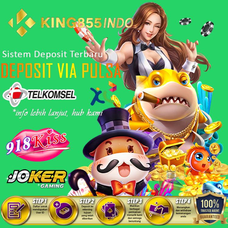 Situs Judi Slot Online Terpercaya Dan Live Casino Terbaik Indonesia King855indonesia