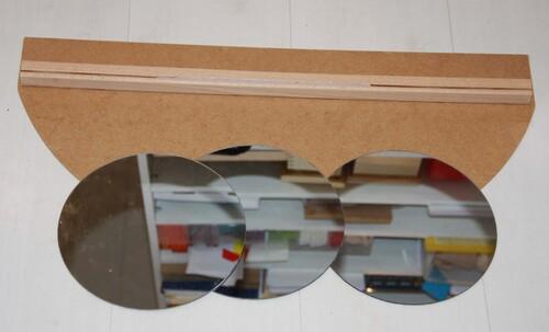 Miroirs et mosaïques