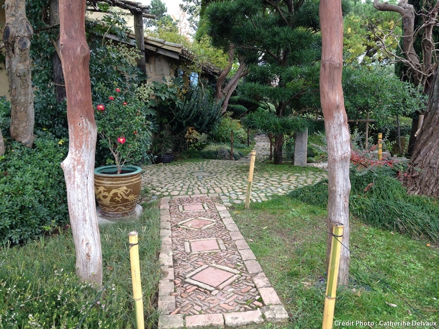 Jardin Borja Torii