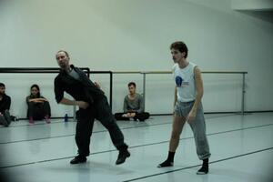 dance ballet class johan injer
