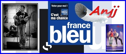 "Tremplin national Radio France Bleu ""C'est ma chance""... Anjj duo"