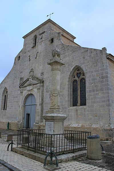 église de brouage 4