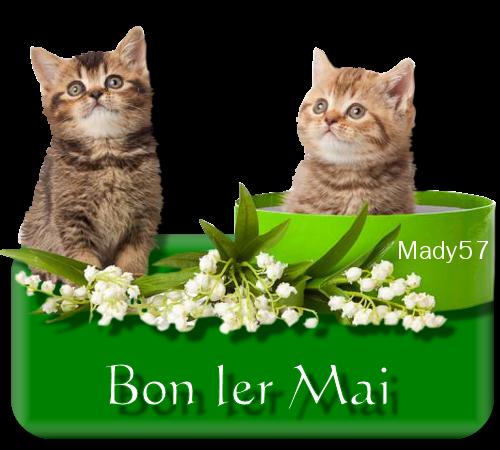 BON Ier MAI