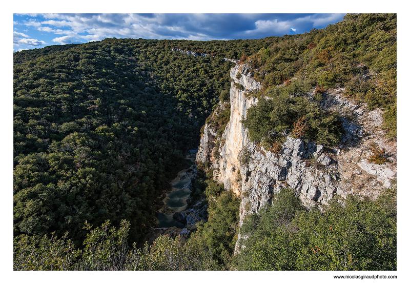Gard sauvage, Lussan et les Concluses