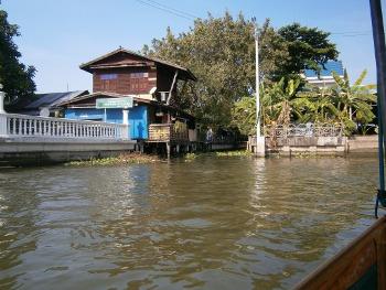 les Klongs à Bangkok