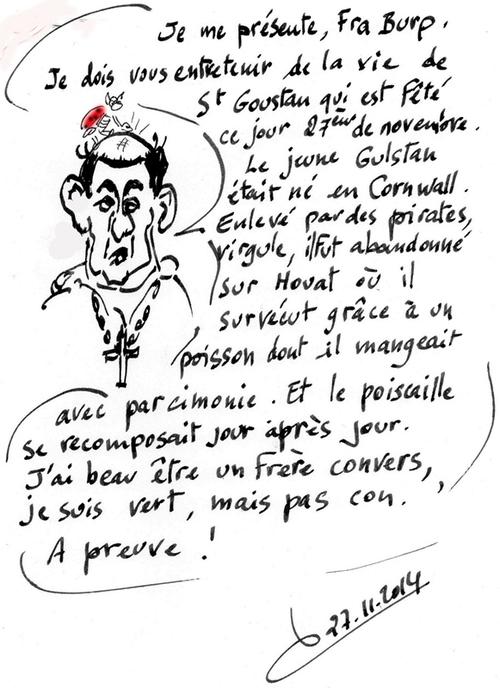 st du jour/St Goustan /Bretagne