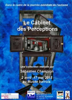 Le Cabinet des perceptions