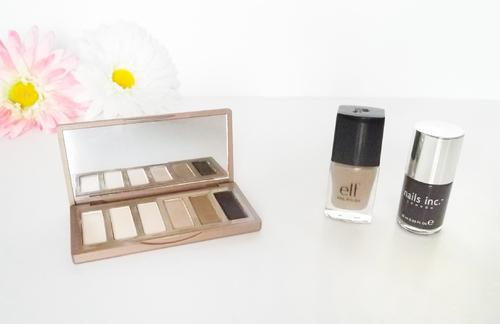 Laeti Beauty, Blog Beauté, Naked Basics, Fall Tag, Make Up Automne
