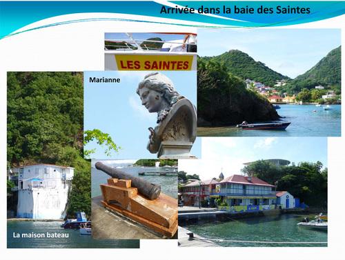 Un week-end sur l'archipel des Saintes (Terre de Haut)