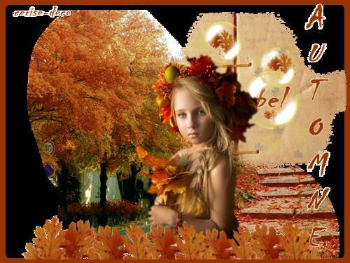 gif automne : défi chez pat