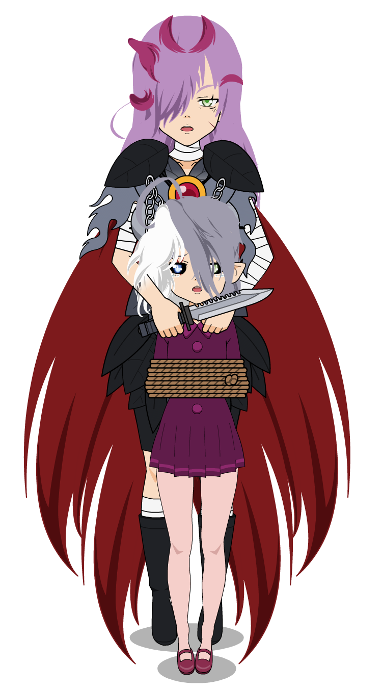 Zephilla et Rin