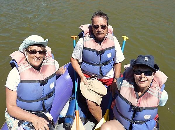 Jour 7 rafting Nous