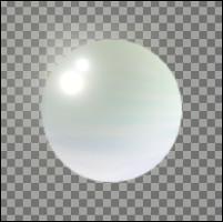 Créer une perle nacrée (gimp tuto)