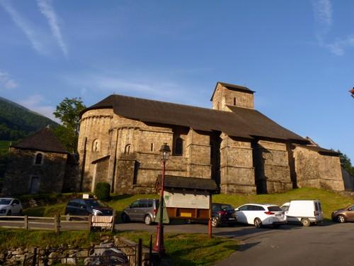 Eglise de Sainte-Engrâce