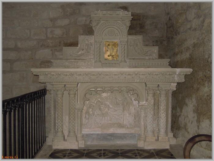 Eglise de Vals (suite)