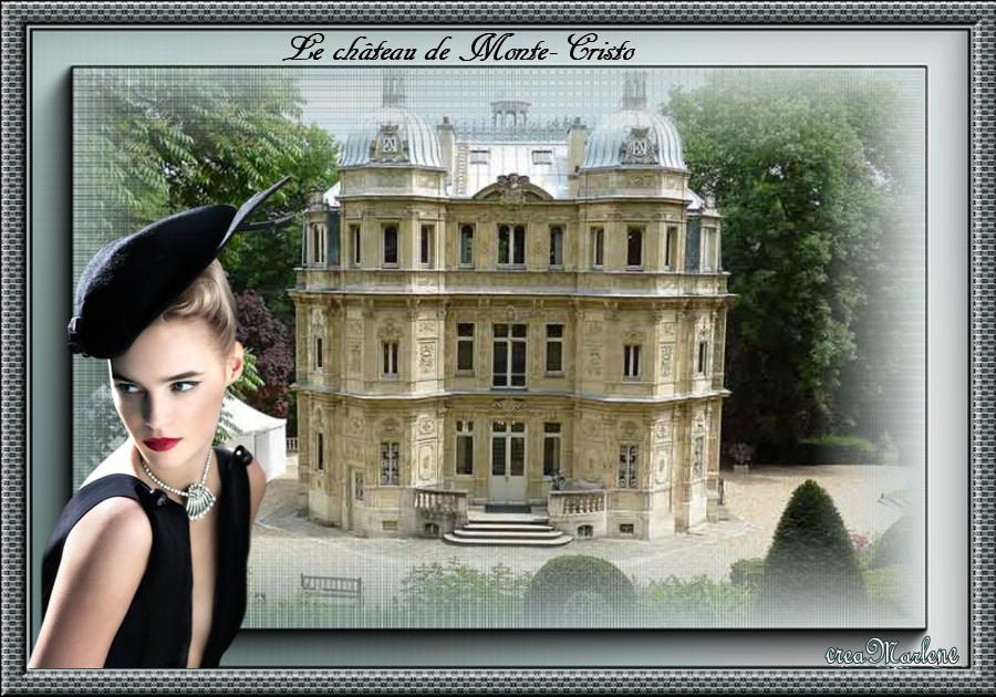 ♥ Le château de Monte-Cristo ♥
