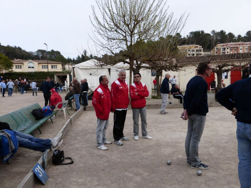 1er Qualificatif 3x3 Grasse 29 et 30 Mars