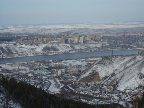 Sejour a Красноярск