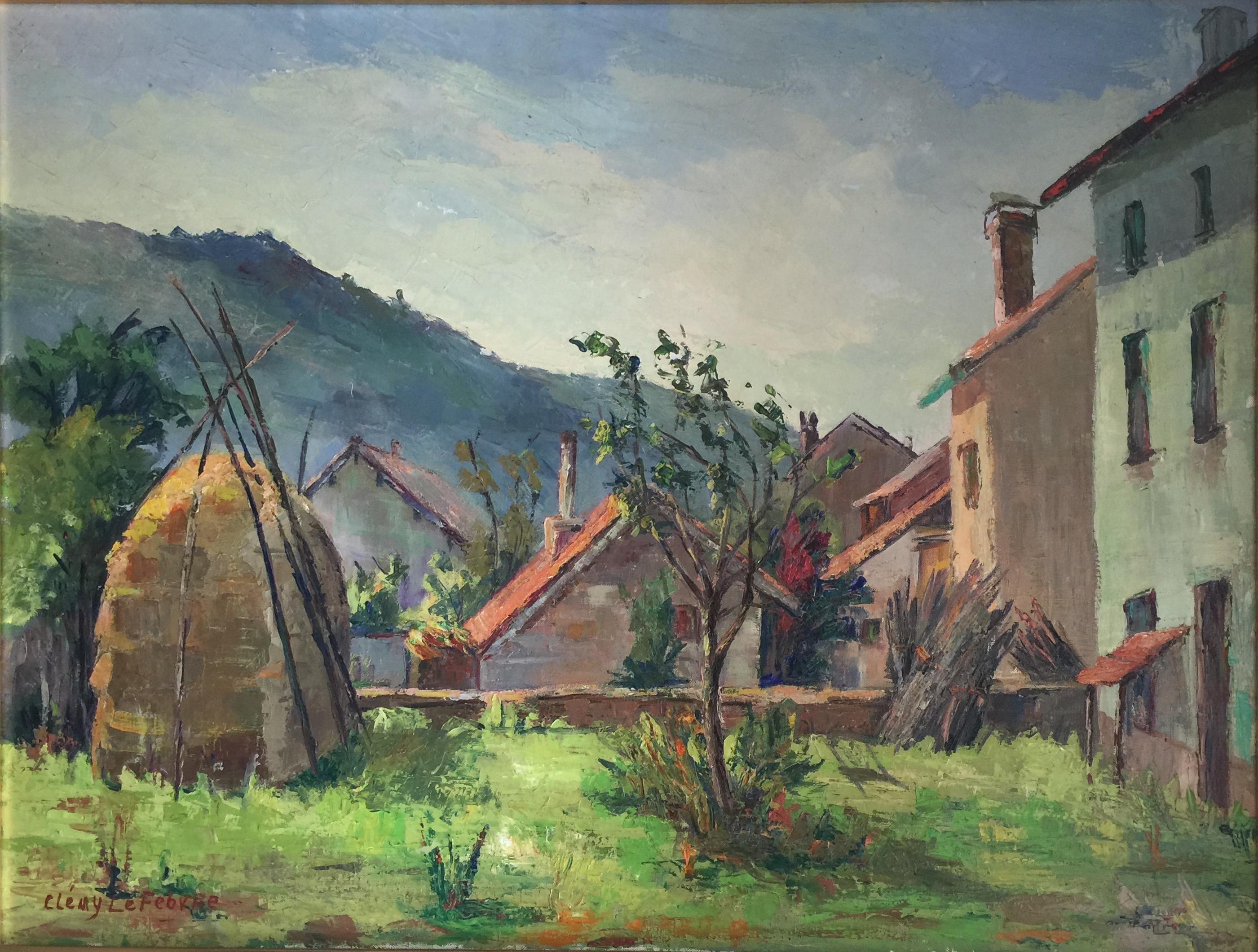 Germagnat vu par Clémy Le Febvre