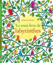 Le maxi-livre des labyrinthes