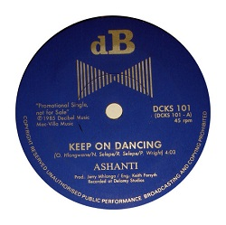 Ashanti - Keep On Dancing